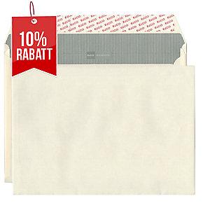 Couvert Elco Documento 48798, B4, o.Fenster, 120 gm2, Seitenfalte, Pk. à 200 Stk