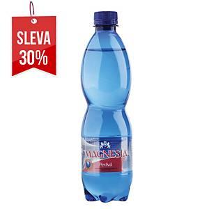 Minerální voda Magnesia sycená 0,5 l, 12 kusů