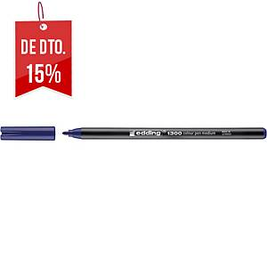 Marcador Edding 1300 - azul