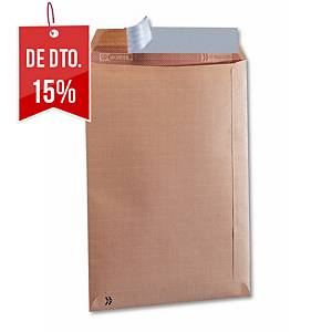 Caixa 100 envelopes de segurança - 260 x 360 mm - 125 g/m² - banda adesiva