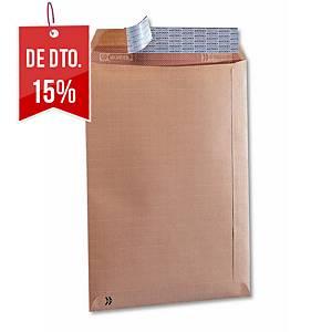 Caixa 100 envelopes de segurança - 184 x 261 mm - 125 g/m² - banda adesiva