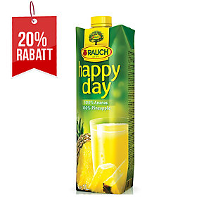 Happy Day Fruchtsaft Ananas 100% 1 l