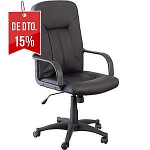 Cadeira com mecanismo basculante Archivo 2000 Tartaruga - preto