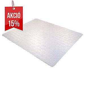 Cleartex polikarbonát székalátét, szőnyegre, 119 x 89 cm