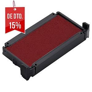 Pack 2 almofadas Trodat 6/4911 - vermelho