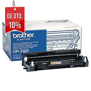 Tambor laser BROTHER preto DR-3200 para HL-5340/5350DN