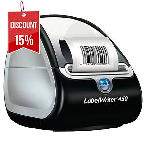 Dymo LabelWriter 450 labelprinter