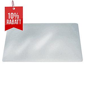 Schreibunterlage Durable 7113, 65 x 50cm, transparent