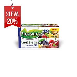 Ovocný čaj Pickwick Ovocné variace, 20 porcí à 2 g