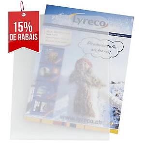 Dossier d organisation Elco Ordo transparent 29490 A4, blanc,100unités