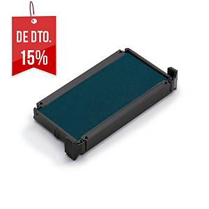Pack 2 almofadas Trodat 6/4915 - azul
