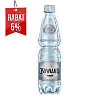 Woda mineralna CISOWIANKA gazowana, zgrzewka 12 butelek x 0,5 l