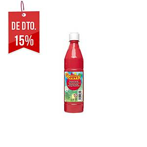 Guache líquido JOVI 500ml vermelho