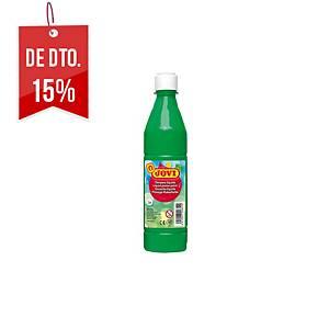 Guache líquido JOVI 500ml verde