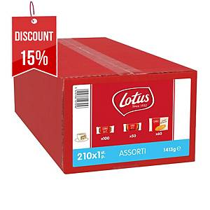 BX1KG LOTUS LUXE ASSORTED BISCUITS