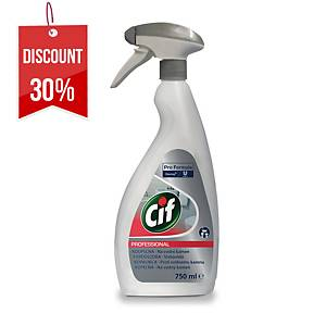 CIF BATHROOM CLEANER 750ML