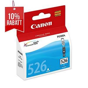 Tintenpatrone Canon CLI-526C, 530 Seiten, cyan