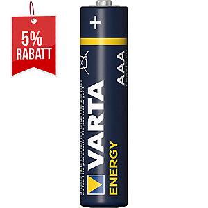 Batterie Varta 4103, Micro, LR03/AAA, 1,5 Volt, Alkali-Mangan, 24 Stück