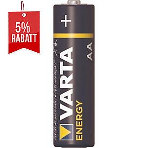 Batterie Varta 4106, Mignon, LR06/AA, 1,5 Volt, Alkali-Magan, 24 Stück