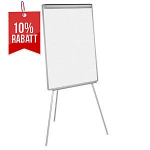 Flipchart Bi-Office EA2306045 Easy, magnetisch, Maße: 102 x 70cm, weiß