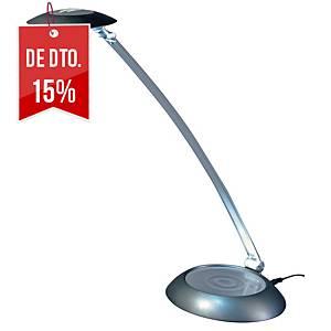 Candeeiro Aluminor Forever - LED - braço articulado - cinzento