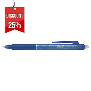 PILOT FRIXION CLICKER R/BALL 0.5 BLUE