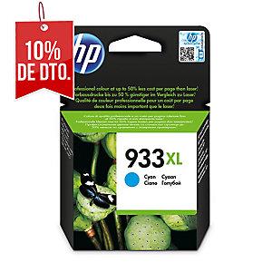 Cartucho de tinta HP 933XL cian CN054AE para 6100/6600/6700 Premium