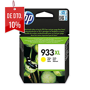 Tinteiro HP 933XL amarelo CN056AE para 6100/6600/6700 Premium