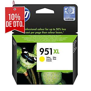Cartucho de tinta HP 951XL amarillo CN048AE para Pro 8100/8600/+