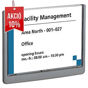 Durable Clicksign információs ajtótábla, A5-ös méret, 210 x 148,5 mm