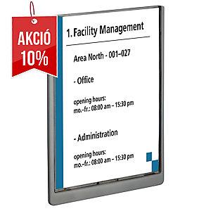 Durable Clicksign információs ajtótábla, A4-es méret, 210 x 297 mm