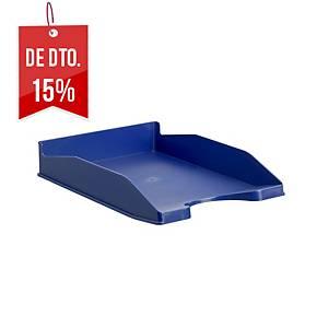 Tabuleiro de secretária Lyreco Budget B - poliestireno - azul