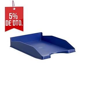 Bandeja de sobremesa Lyreco Budget B - poliestireno - azul