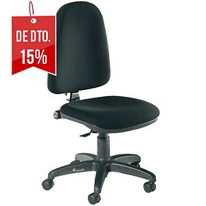 Cadeira com mecanismo de contacto permanente Rocada RD930 - preto