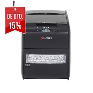 Destruidora de papel Rexel Auto+ 60X - corte em partículas DIN-P3