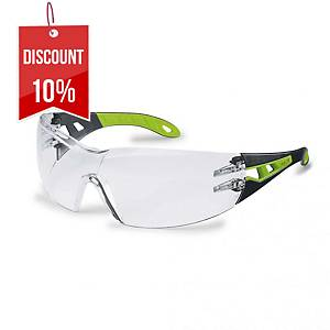 UVEX PHEOS EYEWEAR COLOURLESS