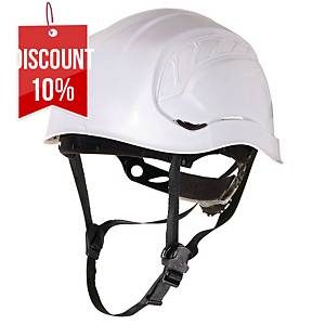 DELTAPLUS GRANITE PEAK SAFETY HELMET WHITE