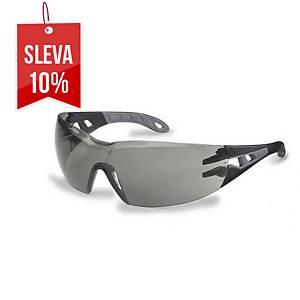 Ochranné brýle uvex pheos, kouřové
