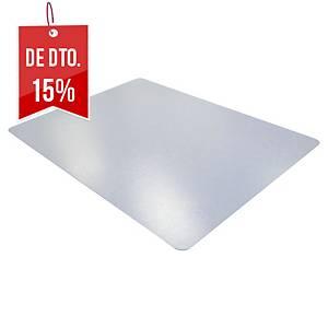 Protetor para piso duro Cleartex - 900 x 1200 mm - transparente