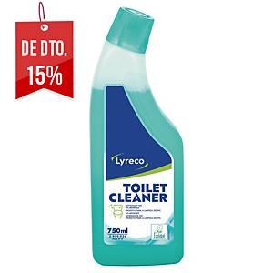 Gel desincrustante concentrado para WC Lyreco - 750 ml