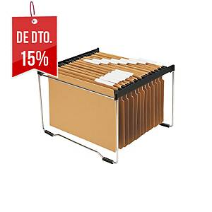 Bastidor Kit Office - A4 - 30 pastas - metálico