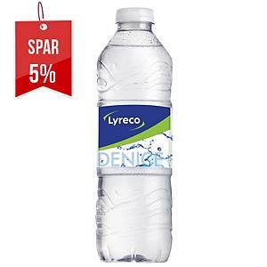Kildevand Lyreco, 500 ml, pakke a 20 flasker