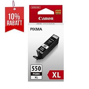 Tintenpatrone Canon PGI-550XLBK, 620 Seiten, schwarz