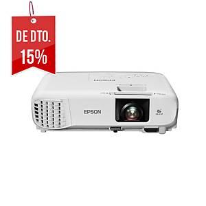 Projetor de vídeo Epson EB-S39 - 3LCD - SVGA