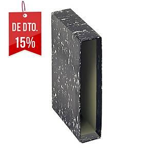 Caixa Lyreco Budget Fólio 82mm jaspeado