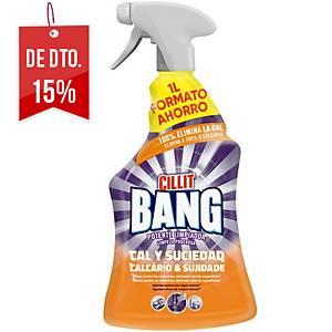 Produto de limpeza anticalcário casas de banho Cillit Bang spray - 750 ml