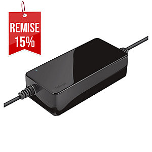 Chargeur pour PC portable Trust Primo 90w noir
