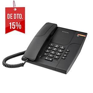 Telefone analógico Alcatel Temporis 180 - preto