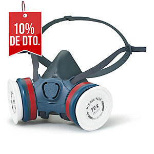 Media máscara reutilizable Moldex serie 7000 - talla M