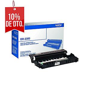 Tambor láser BROTHER negro DR-2300 para HL-2300D/2340DW/2360DN